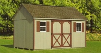Featured Products - Sheds