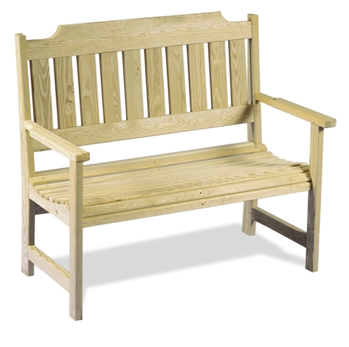 Ourdoor Furniture - Benches