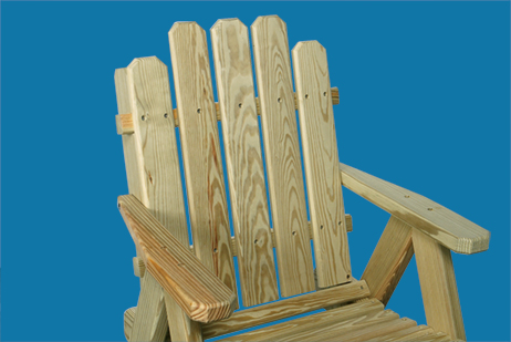 Picket Chair Top
