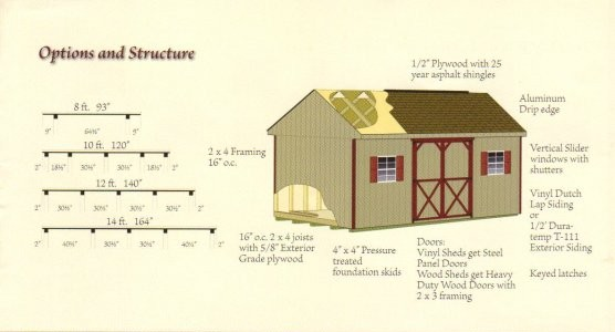 Shed Structure